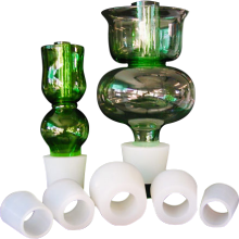 SILICONE GASKETS FOR GLASS BUBBLERS FOR WOODEN CASKS