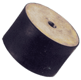 CYLINDRICAL ANTIVIBRATION MOUNTINGS – Serie FF