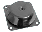 BELL ANTIVIBRATION MOUNTINGS – Square base