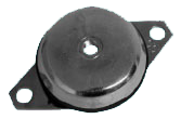 BELL ANTIVIBRATION MOUNTINGS – With nut