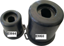 WOBBLE STATORS FOR PUMPS