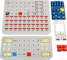 Keyboards and keyboard covers